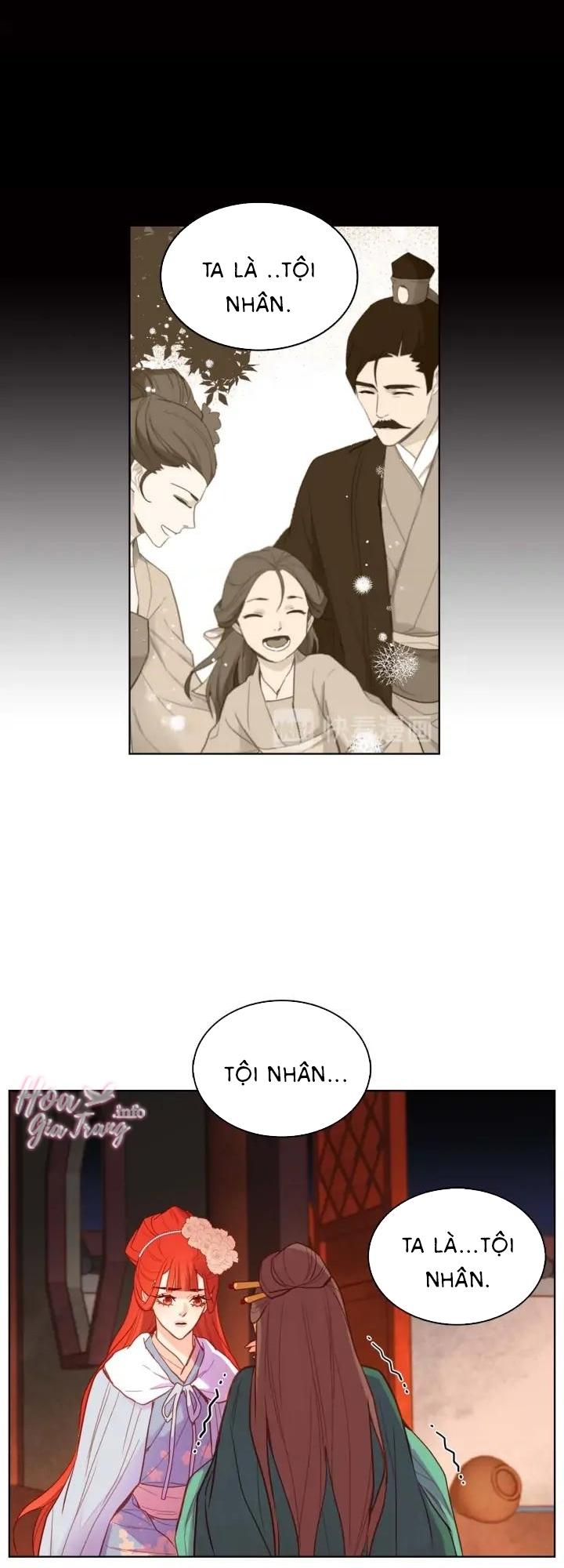 Ác nữ hoàng hậu chap 126 - Trang 30