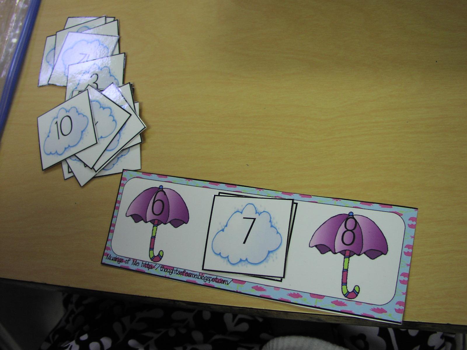 Keen On Kindergarten March Math Stations