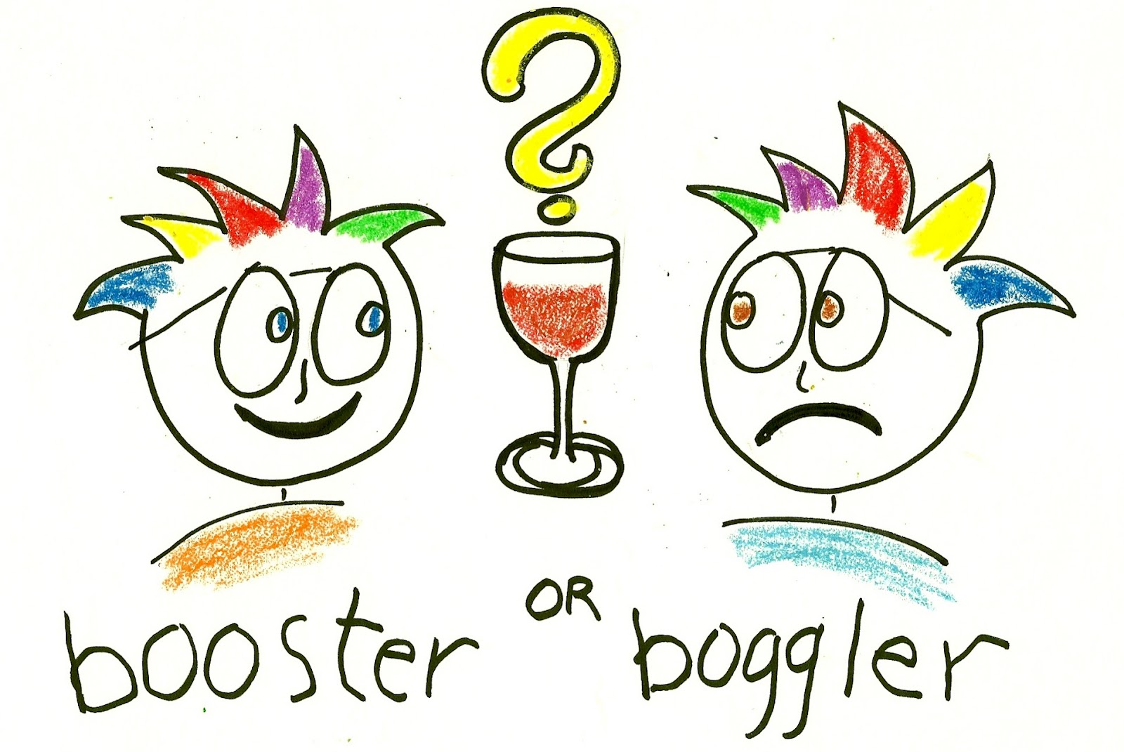 Hard Brain Does Alcohol Boost Or Boggle Your Brain