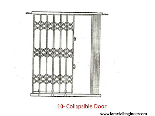 Sliding Doors  Collapsible Doors