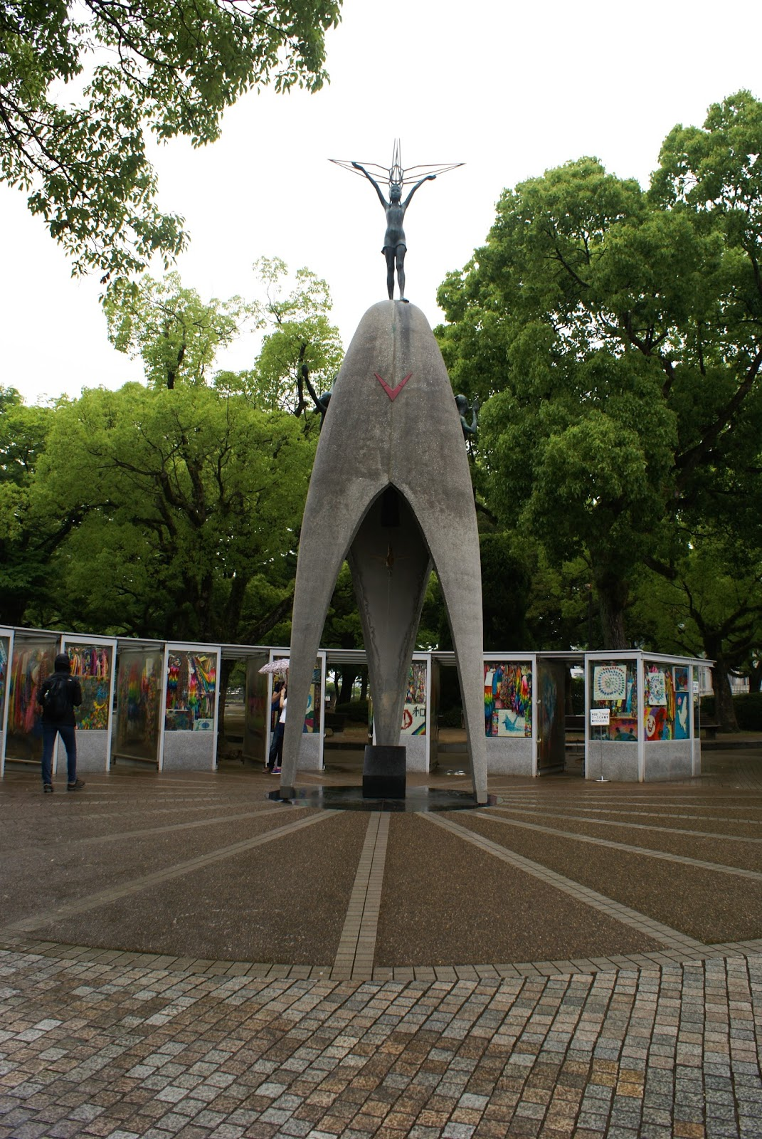 hiroshima mémorial paix japon