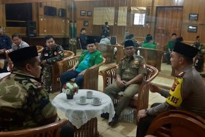 20 Oktober, Ansor-Banser KBB Siap Sambut Kirab Satu Negeri