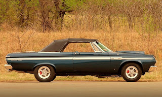 1964 Plymouth Sport Fury With 676 HP Side Right