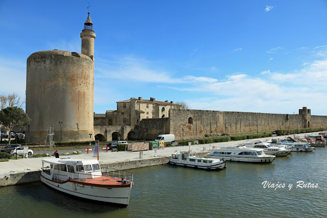 Torre de Constance, Aigues-Mortes