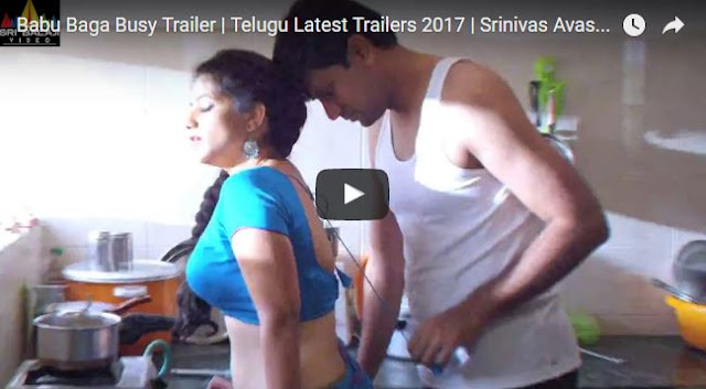 Babu Baga Busy Trailer