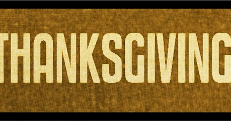 Thanksgiving: Simply Give Thanks