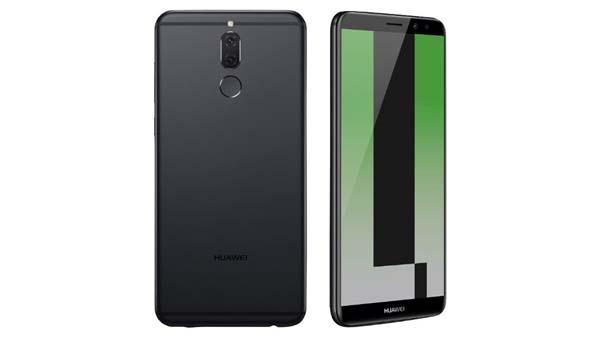 Huawei Mate 10 Lite Tanıtıldı