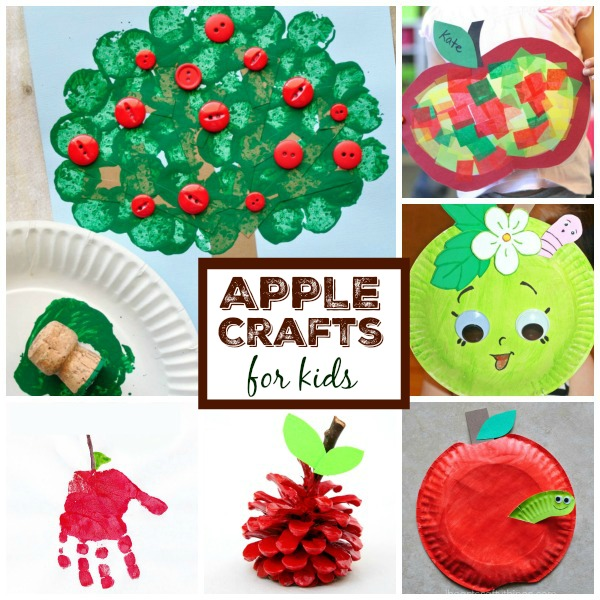 30 APPLE CRAFTS & ACTIVITIES FOR KIDS - I can't wait to try the apple volcano!! #applecraftspreschool #appleactivitespreschool #applecrafts #applecraftsfortoddlers #appleactivities #appleactivitiesforkids #fallactivities #kidsfallcrafts #fallcraftskids #fallactivitiestoddlers #growingajeweledrose