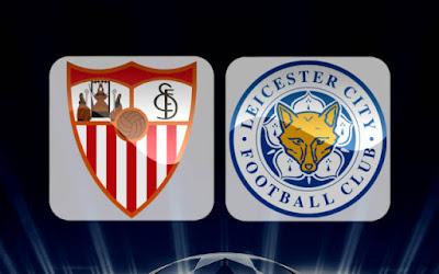 Sevilla gana 2 a 1 al Leicester City