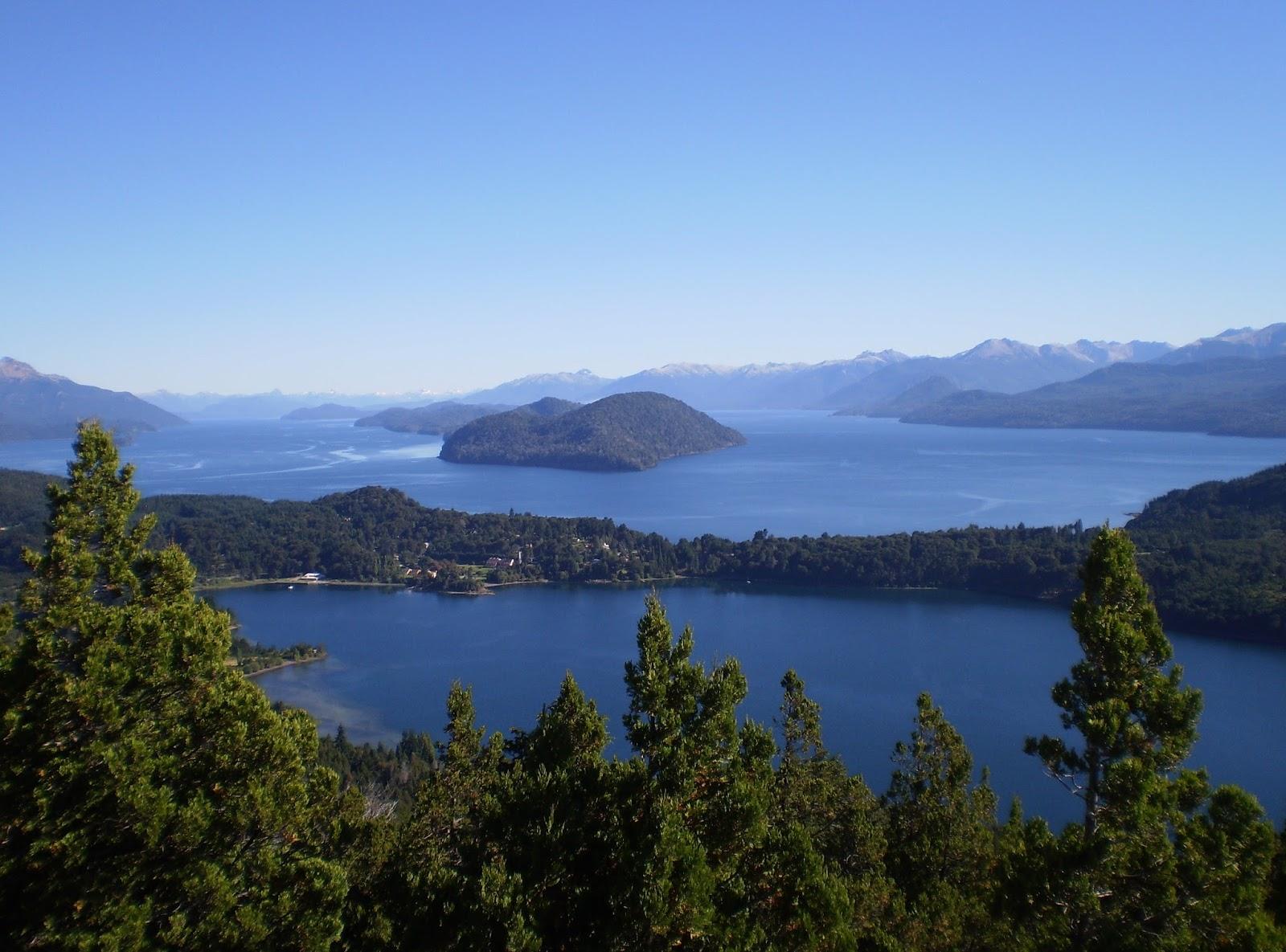 Circuito Chico : Bariloche circuito chico y cerro otto lugares especiales
