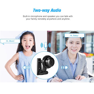 Q1 wireless camera wifi mini