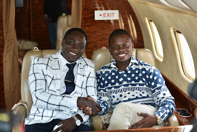 Exclusive! Controversial Prophet Shepard Bushiri reveals source of his billions, love for Nigerian Egusi and lots more