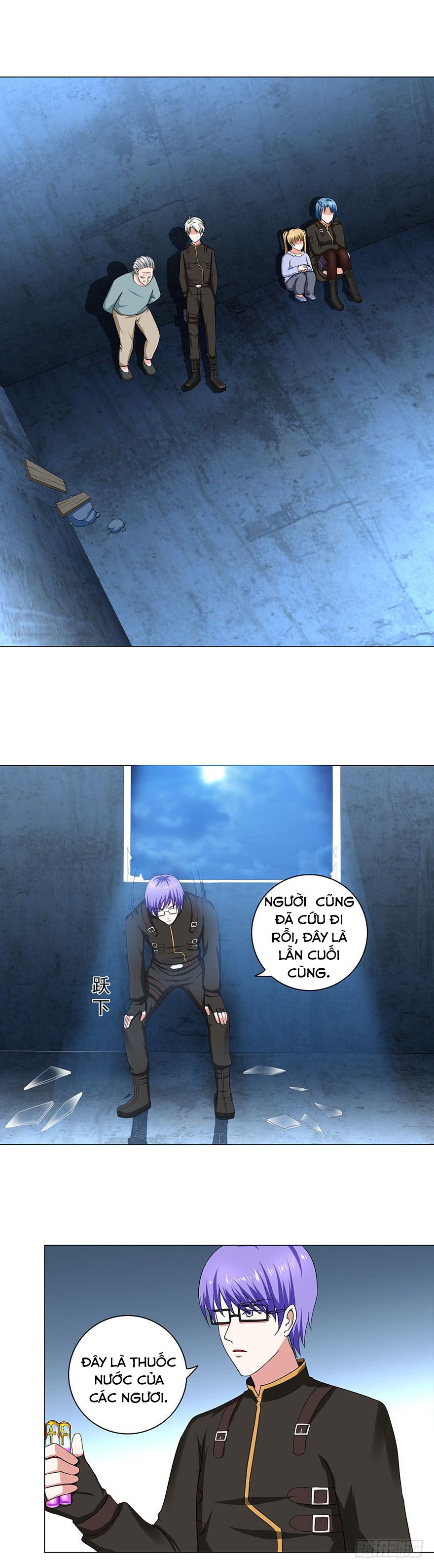 Đô Thị Tu Luyện Cuồng Triều - Chap 14