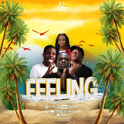 NZ Gang - Feeling [Baixar R&B] 2020