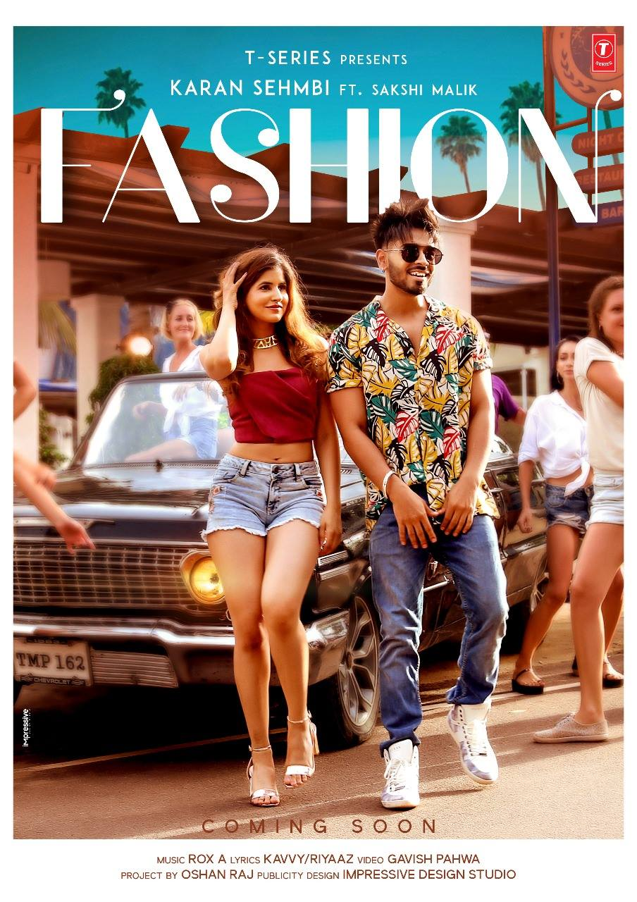 Karan Sehmbi Drops Fashion Ft Rox A | Lyrics and Music Video