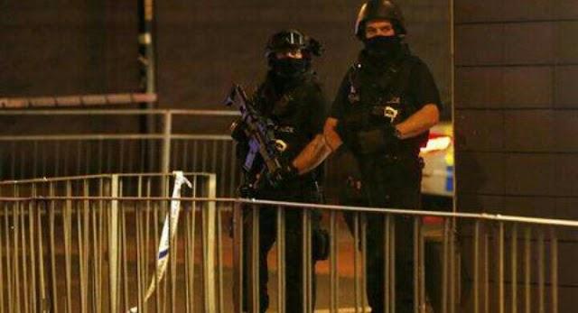 Inggris Bebaskan Tiga Terduga Teror Manchester