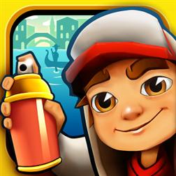 تحميل لعبة Subway Surfers لأجهزة ويندوز فون والأندرويد