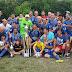 Fútbol Másters: Centenario Unido brillante Campeón