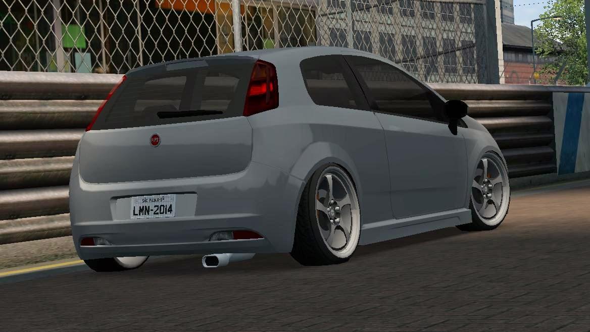 Xf Fiat Punto Lm