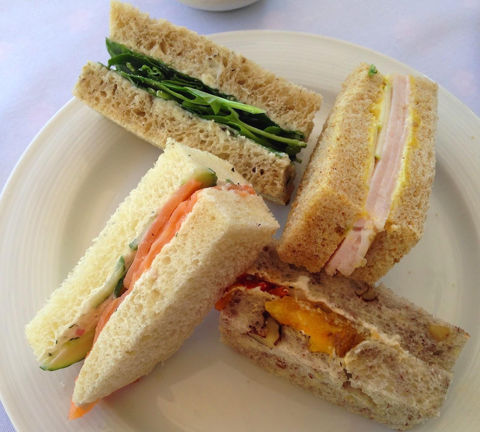 Cafe Jardin At Sherman Gardens: The Joy Of Tea : A Coastal Afternoon Tea Oasis