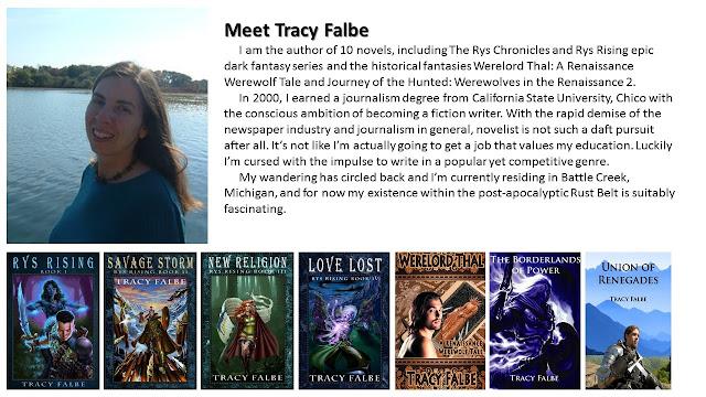 Tracy Falbe