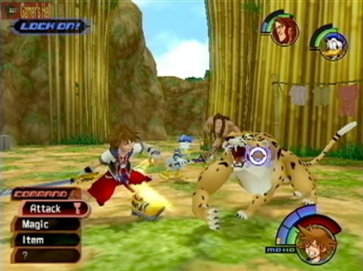 KIngdom Heatrs PS2 ISO
