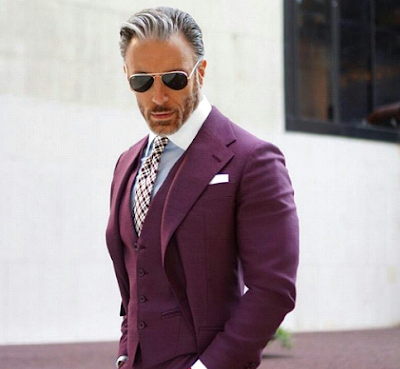 Men's Official Suits in 2019 .