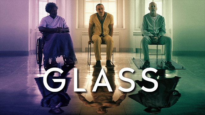 Glass (2019) BDRip Full HD 1080p Latino-Ingles