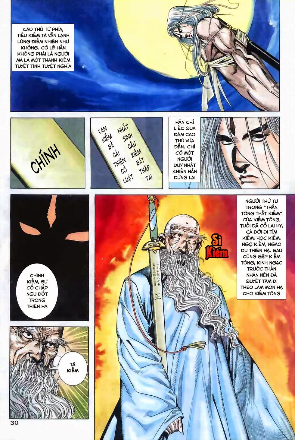 Bá Đao Chap 39 - Truyen.Chap.VN