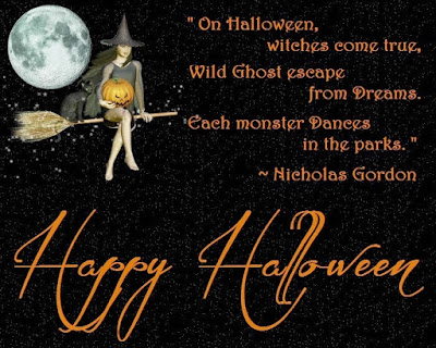 Happy Halloween Day Wishes 2016