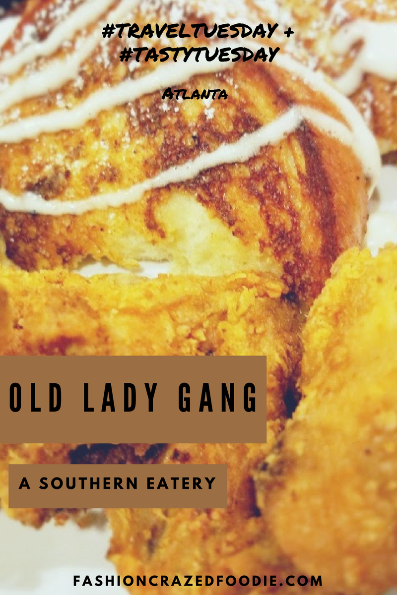 #TravelTuesday + #TastyTuesday: Atlanta's Old Lady Gang
