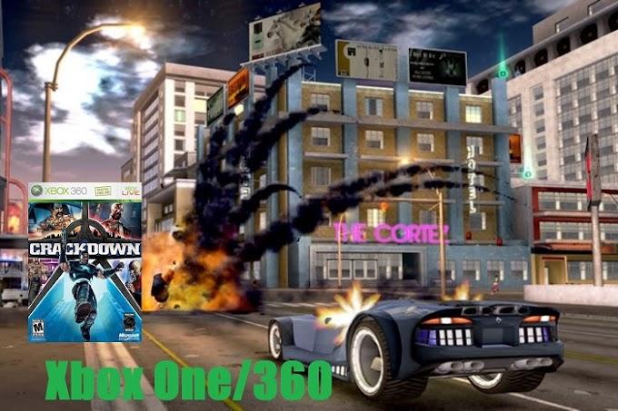 Αποκτήστε δωρεάν το ανοικτού κόσμου action παιχνίδι «Crackdown» για Xbox