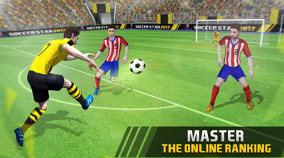 Soccer Star 2017 Top Leagues APK MOD unlimited money