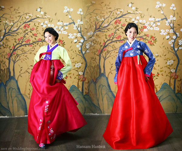 Korean Wedding Dresses Wedding Style Guide
