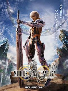 MOBIUS FINAL FANTASY MOD APK English 1.2.120