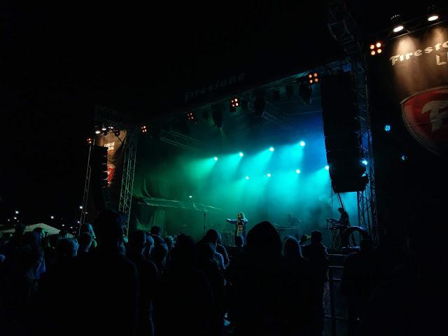Sonar, Open'er Festival 2018