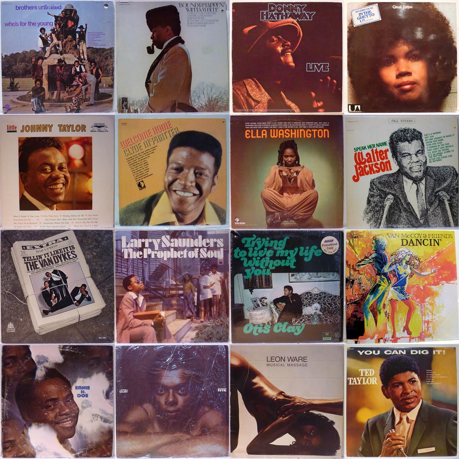 www recordmania se: 60s & 70s Soul!