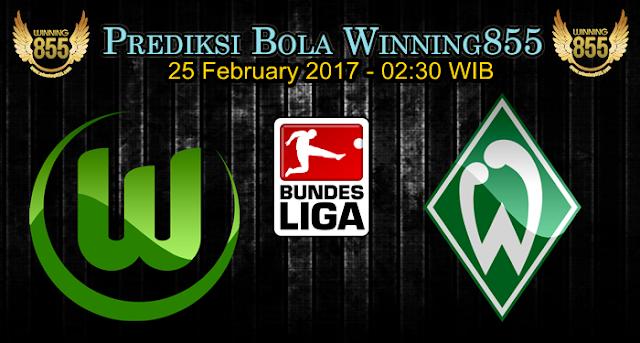 Prediksi Skor Wolfsburg vs Werder Bremen