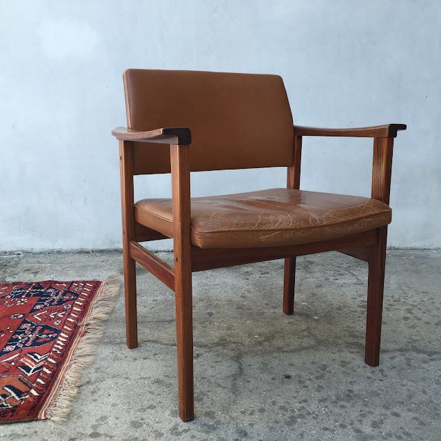 cadeira, nórdica, pau santo, vintage