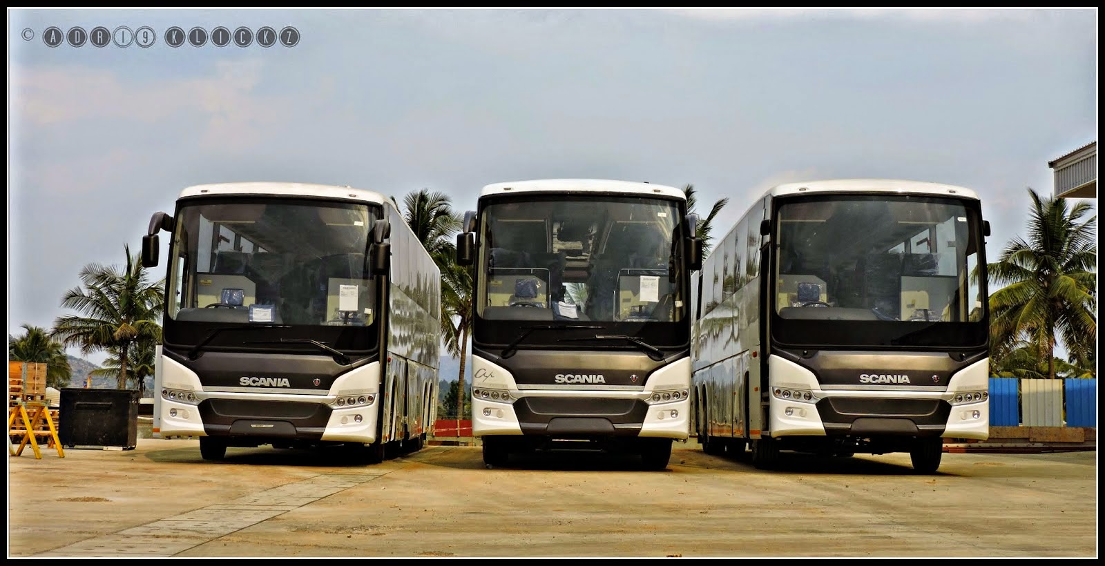 Asian bus tours idea