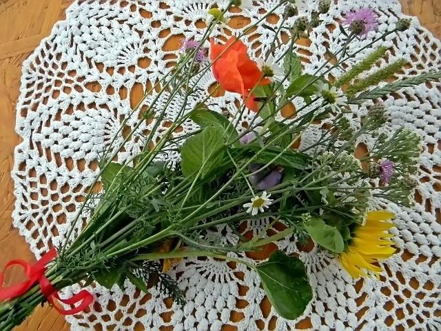 Matki Boskiej Zielnej, polskie święta