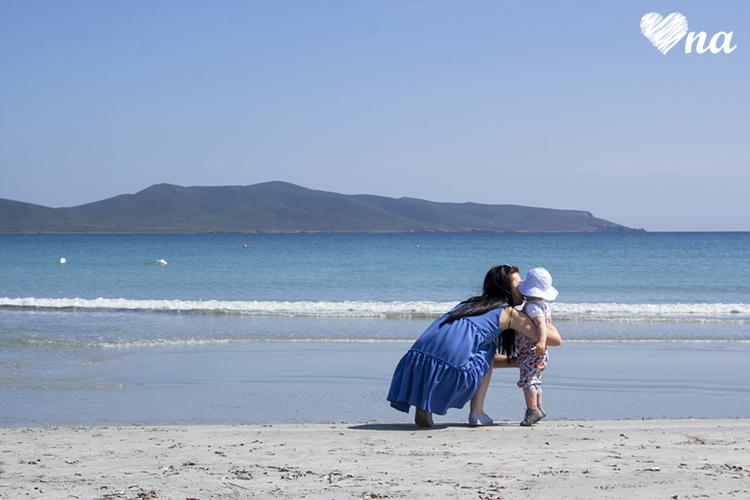 #41 Wakacje z dzieckiem - co zobaczyc na Sardynii - Porto Pino i Kostka Cukru