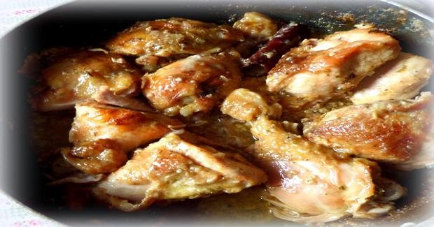 Milk Braised Chicken Recipe