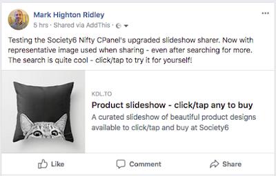 https://www.facebook.com/mark.ridley/posts/10216212457370571