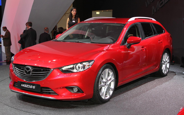 2014 mazda 6 wagon us new cars reviews. Black Bedroom Furniture Sets. Home Design Ideas