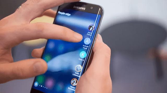 Cara Mengambil Screenshot di Samsung Galaxy S7 / S7 Edge