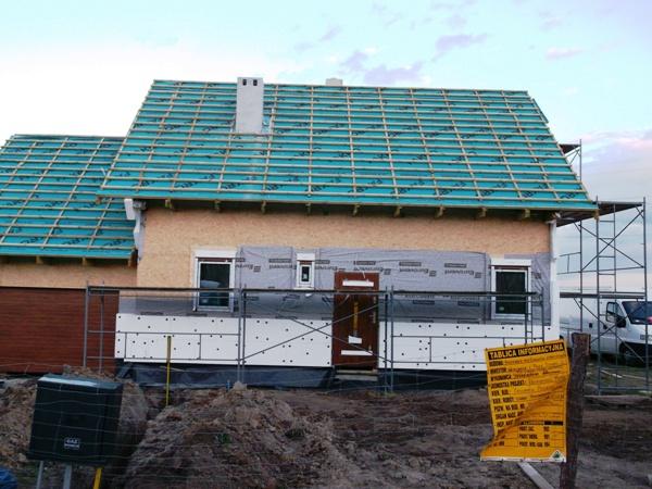 budowa domu drewnianego szkieletowego i jego koszty