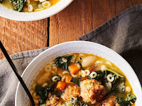 Cheater's Italian Wedding Soup