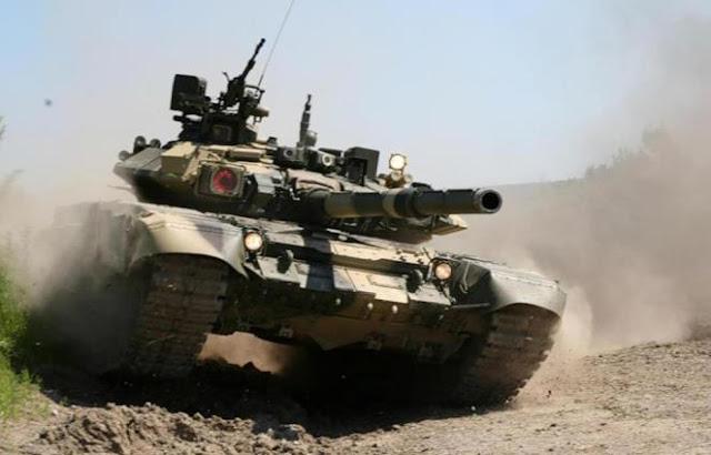 وحدات الجيش تدمر مقرا وعربة مزودة برشاش ثقيل لإرهابيي داعش في تلول الصفا ببادية السويداء