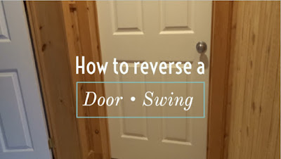 Flipping An Interior Door